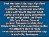 Best Western Suites Near Opryland Nashville TN