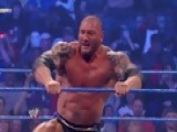 Friday Night SmackDown - Batista And Rey Mysterio Vs. Chris Jericho And Kane Season: 10