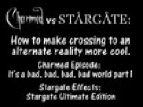 Charmed Vs Stargate