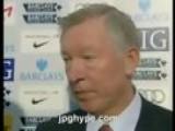 Manchester United Vs Manchester City 4-3 - Sir Alex Ferguson Interview