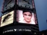 Aishwariya Rai Loreal Ad In Toronto