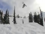 Ski Double Backflip - WOW!