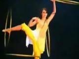 Flexible Girl Hula Hoops