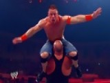 WWE Monday Night Raw - The Road To WrestleMania: John Cena Vs. Batista – WrestleMania Rewind Night