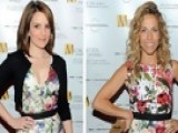 Access Hollywood - Tina Fey's Fashion Face-off With Sheryl Crow