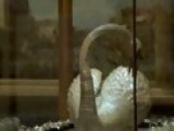 Servicing The Silver Swan At The Bowes Museum
