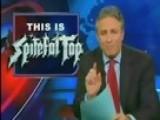 Stewart And Colbert And Schadenfreude