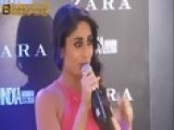 Kareena Kapoor @ Zara Store Launch In Mumbai