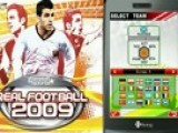 HD Gameloft 3D Real Football 2009 HD PPC Symbian Mobile