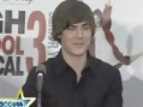 Access Hollywood - High School Musical 3 Scoop