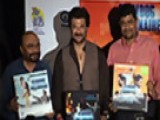 Anil Kapoor Launches The Slumdog Millionaire DVD