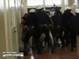 Police Brutality On School Students 2007