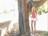 Hot Girl Changing Clothes In Public 1
