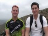 Mountain Biking With An Old Buddy - Jon Ham And Brandon