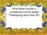 Thanksgiving Trivia Quiz III