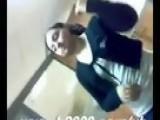 Arabic Teen Girl Dancing