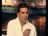 Akshay Kumar Meets Big B In Bigg Boss3