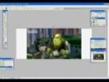 Turn Your Image To Shrek Photoshop Tutorial