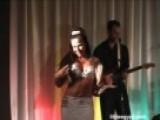 Tamara Opens For Dina