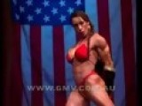 Muscle Woman Denise Masino From GMV BODYBUILDING