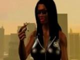 Black Giantess Police 3