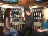 Wine Review At Pourtal Wine Tasting Bar In Santa Monica