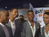 JLS Annoyed By N-Dubz