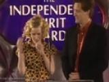 1997 Elisabeth Shue & Bill Pullman Skit