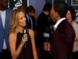 52nd Grammy Awards - Sheryl Crow Interview - Season 52