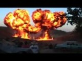 Jericho - BTS: Season 2 Napalm Action Sequence - Season 2