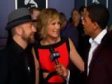 52nd Grammy Awards - Sugarland Interview - Season 52