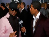 52nd Grammy Awards - The-Dream Interview - Season 52