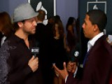 52nd Grammy Awards -Third Day's Tai Anderson Interview - Season 52