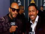 52nd Grammy Awards - Swizz Beatz Interview - Season 52
