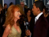 52nd Grammy Awards - Kathy Griffin Interview - Season 52