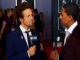 52nd Grammy Awards - Jason Mraz Interview - Season 52