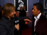 52nd Grammy Awards - David Guetta Interview - Season 52