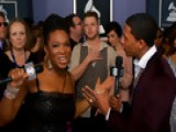 52nd Grammy Awards - India Arie Interview - Season 52