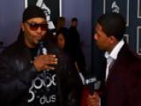 52nd Grammy Awards - Malik Yusef Interview - Season 52