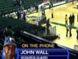 John Wall Interview