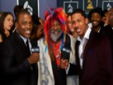 52nd Grammy Awards - Won-G And George Clinton Interview - Season 52
