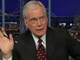 David Letterman Extortion Bombshell