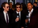 52nd Grammy Awards - Akiva Schaffer And Andy Samberg Interview - Season 52