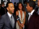 52nd Grammy Awards - John Legend Interview - Season 52