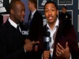 52nd Grammy Awards - Wyclef Jean Interview - Season 52