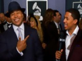 52nd Grammy Awards - LL Cool J Interview - Season 52