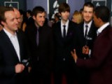52nd Grammy Awards - Social Media Rockstars Interview - Season 52