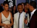 52nd Grammy Awards - Pleasure P And Bria Murphy Interview - Season 52
