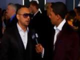 52nd Grammy Awards - Sean Paul Interview - Season 52