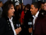 52nd Grammy Awards - Alice Cooper Interview - Season 52